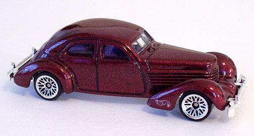 Hot Wheels 1936 Cord