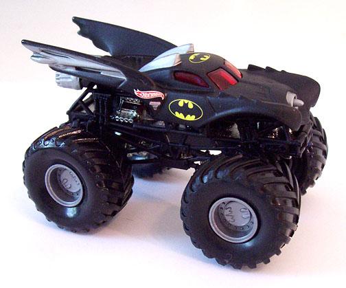 hot wheels batmobile monster truck. Black Bedroom Furniture Sets. Home Design Ideas