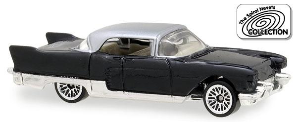 Hot Wheels '57 Cadillac Eldorado Brougham Happy Wheels