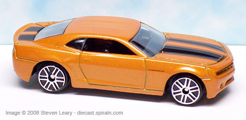 Chevrolet Camaro 2006 Present