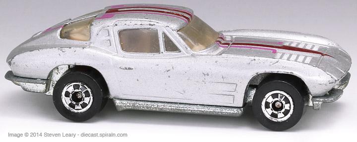 Hot Wheels Split Window 63 63 Corvette