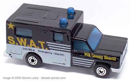 Ambulance Matchbox Car Matchbox Chevy Ambulance 1999