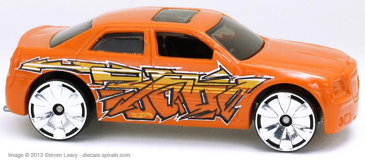 Hot Wheels Chrysler 300c Hemi