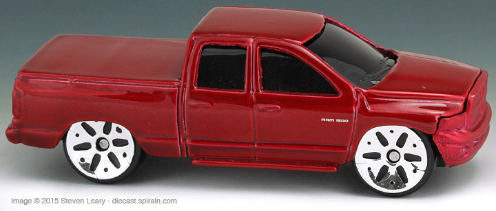 Mo Ramquadcab on Matchbox Dodge Dakota