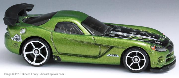 Hot Wheels 08 Viper Srt10 Acr