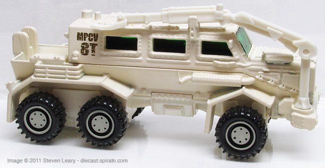Buffalo Mine Protected Clearance Vehicle (MPCV) - 2003
