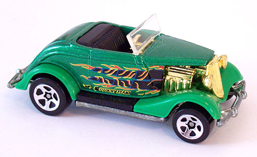 33 Ford Wheels : Hot wheels ford roadster