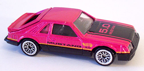 Ford Mustang 1979 2004