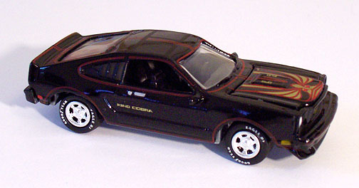 1977 Ford Mustang King Cobra II (1/25) (fs)