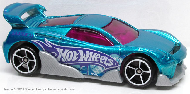 Hot Wheels MS-T Suzuka Happy Wheels