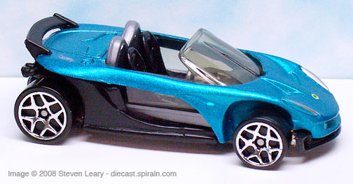 Hot Wheels Lotus Elise 340r
