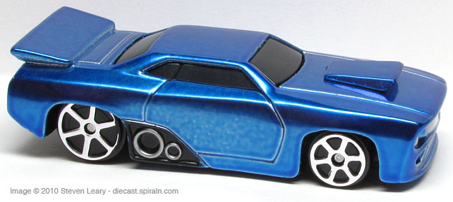 Iron Man Car >> Maisto (Original and Generic Designs)