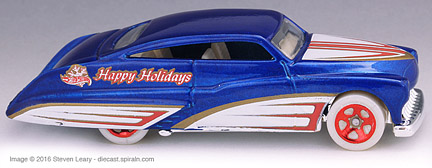 2016  Hot Wheels Holiday Hot Rods  Purple Pasion  Multiple Available   HW-8