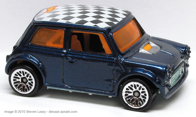 Hot Wheels Mini Cooper