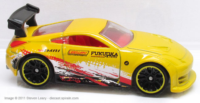 Hot Wheels Nissan Z