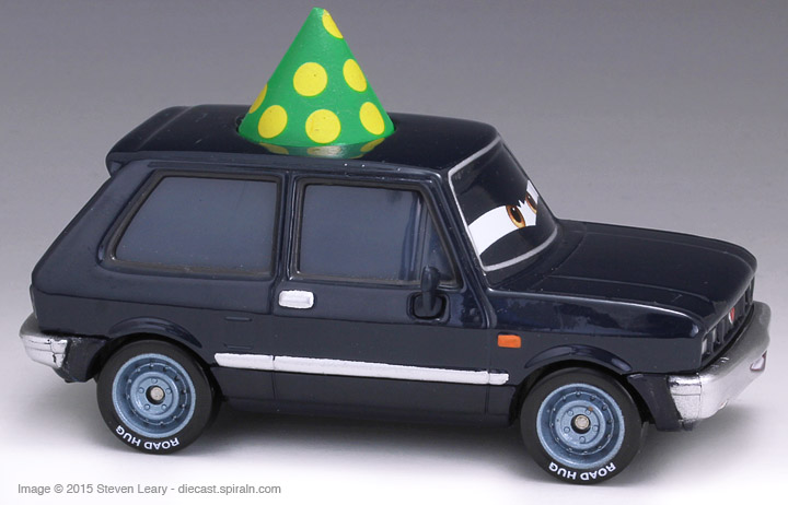 Pixar S Quot Cars 2 Quot By Mattel