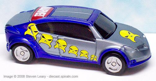 Pontiac Piranha Concept Maisto Pontiac Piranha Concept 2003
